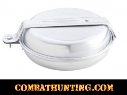 Aluminum Mess Kit five-Piece