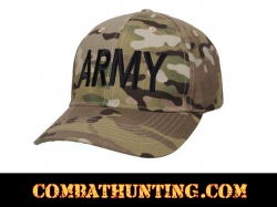 Army Multicam Baseball Cap