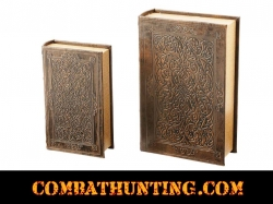 2pc Book Safe Set
