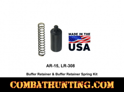 Buffer Detent Pin and Spring For AR-15 LR-308