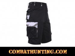 Camouflage Accent BDU Shorts