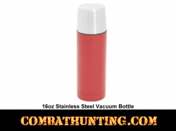 Classic 16oz Stainless Steel Vacuum Bottle