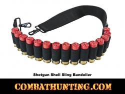 Combat Tactical Shotgun Sling