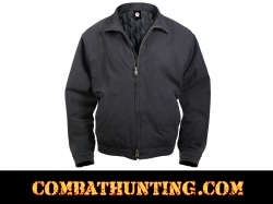 Rothco 3 Season Concealed Carry Jacket In Black