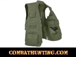 Concealed Carry Vest CCW