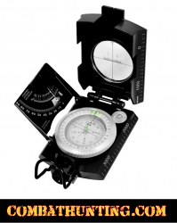 Deluxe Marching Compass - Black