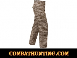 Desert Digital Camo BDU Pants