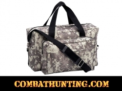 Digital Camo Water Repellent Range Bag