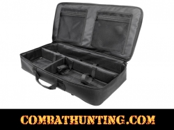 AR-15 Discreet Carbine Case Black