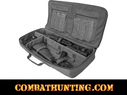 AR-15 Discreet Carbine Case Urban Gray