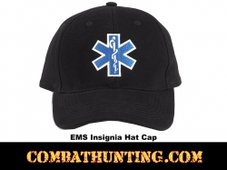 EMS Insignia Hat Cap Adjustable Size