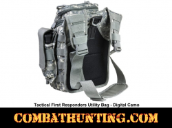 Digital Camo First Responders Utility Bag