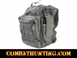 Urban Gray First Responders Utility Bag