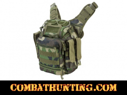 Woodland Camouflage First Responders Utility Bag
