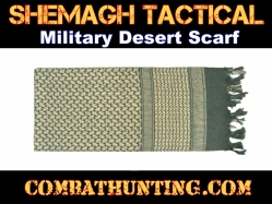 Foliage Green Shemagh Tactical Military Desert Scarf