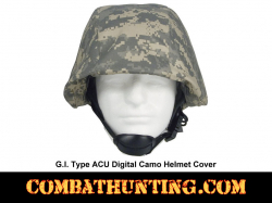 G.I. Type ACU Digital Camo Helmet Cover