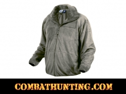 Generation III Level 3 ECWCS Fleece Jacket - Foliage Green