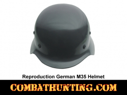 German WWII M35 Steel Helmet