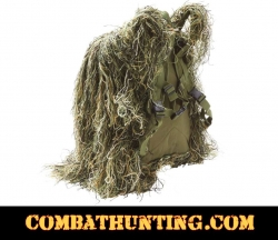 Snipers Ghillie Backpack