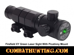 Firefield XY Green Laser Sight with Picatinny Mount