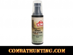 Kiwi Military Desert Boot Cleaner 4oz