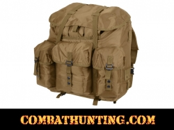 G.I. Large Alice Pack With Frame Coyote Brown