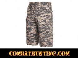 Rothco Long Length ACU Digital Camo BDU Shorts