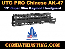 "UTG PRO US Made Chinese AK47 13"" Keymod Compatible Handguard"