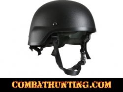 Rothco ABS Mich-2000 Replica Tactical Helmet Black