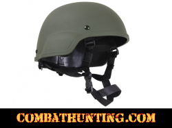 Rothco ABS Mich-2000 Replica Tactical Helmet Olive Drab