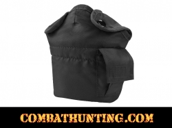 G.I. Style Black 1 Qt Canteen Cover