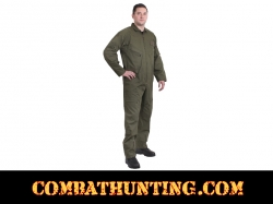 Air Force Military Flight Suit In Olive Drab