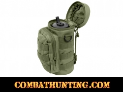 Molle Water Bottle Pouch / Holder Olive Drab