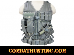 Ncstar Military Acu Digital Camo Tactical Vest 2X