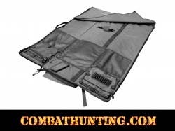 Rifle Case Shooters Mat Urban Gray
