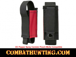 OC Pepper Spray Canister Pouch Molle