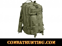 OD Military MOLLE Transport Assault Pack