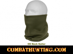 Rothco ECWCS Poly Neck Gaiter Olive Drab