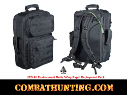 UTG All Environment Molle 3-Day Rapid Deployment Pack
