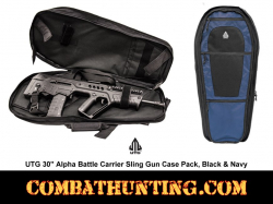 "Alpha Battle Carrier Sling Pack 30"" Multi-Firearm"