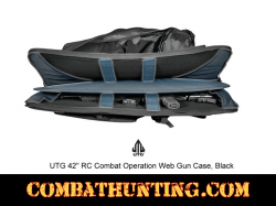 "UTG Combat Operation 42"" RC Series Gun Case, Black"