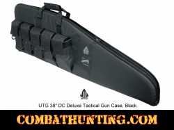 "UTG 38"" DC Deluxe Tactical Gun Case Black"