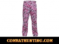 Pink Digital Camo BDU Pants