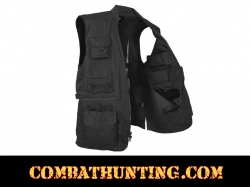 Plainclothes Concealed Carry Vest - Black