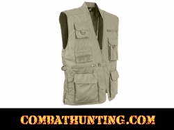 Plainclothes Concealed Carry Vest - KHAKI
