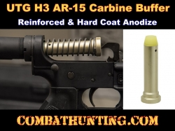 H3 Heavy Buffer For Colt AR-15/M4 Carbine 5.4 oz
