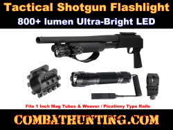 Tactical Shotgun Flashlight And Mount 800 lumen