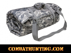 Roll Up Padded Shooting Mat ACU Digital Camo