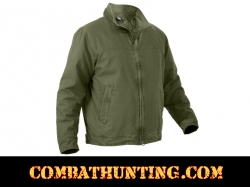 Rothco 3 Season Concealed Carry Jacket In Olive Drab