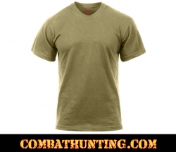 AR 670-1 Compliant Coyote T-Shirt